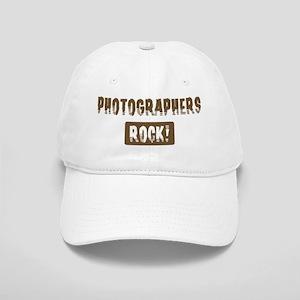Photographers Rocks Cap