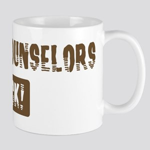 Genetic Counselors Rocks Mug