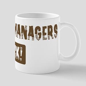 General Managers Rocks Mug