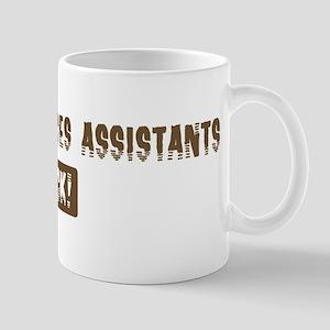Human Resources Assistants Ro Mug