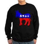 Donkey Poker Sweatshirt (dark)