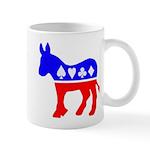 Donkey Poker Mug