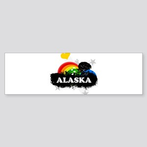 Sweet Fruity Alaska Bumper Sticker (10 pk)