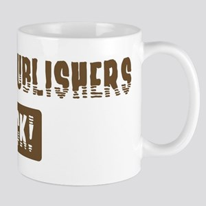 Desktop Publishers Rocks Mug