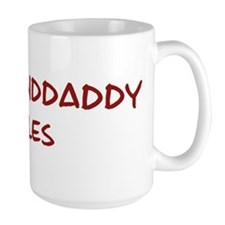 Granddaddy Rules Large Mug