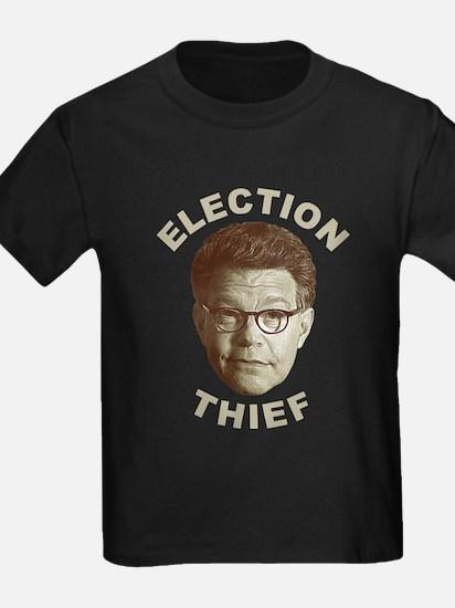 Al Franken Election Thief T