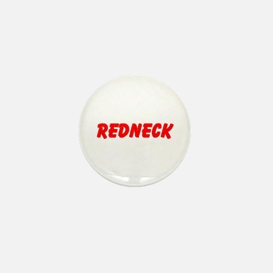 REDNECK Mini Button