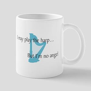 Musicolicious Harp Gift Mug