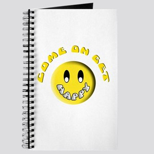 Come On Get Happy Journal