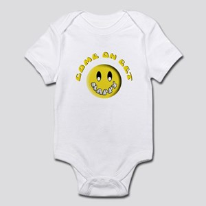 Come On Get Happy Infant Bodysuit