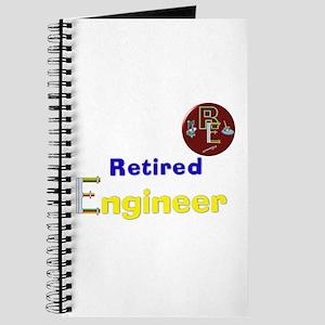 Retired Engineer. Journal