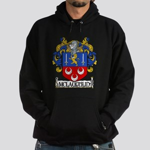 McLaughlin Coat of Arms Hoodie (dark)