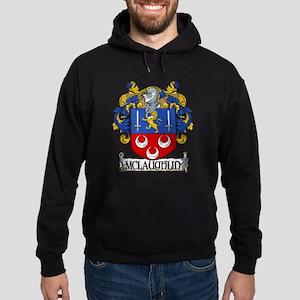 McLaughlin Coat of Arms Hoodie (dark)