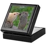 Groundhog Siblings Keepsake Box