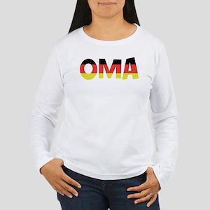 Oma Women's Long Sleeve T-Shirt