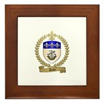 GIROIR Family Crest Framed Tile