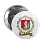 GOUGEON Family Crest Button
