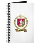 GOUGEON Family Crest Journal