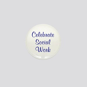 Celebrate SW (blue) Mini Button