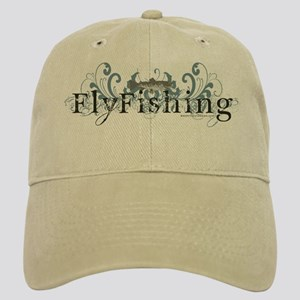 Vintage Fly Fishing Cap