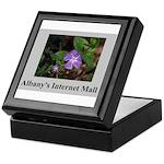 Albany's Internet Mall Retro Keepsake Box