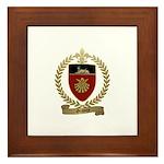 GRAVOIS Family Crest Framed Tile