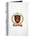 GRAVOIS Family Crest Journal