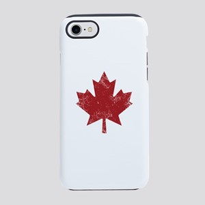 Maple Leaf iPhone 8/7 Tough Case
