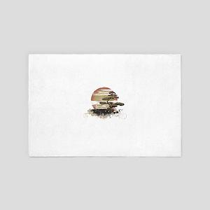 Bonsai 4' x 6' Rug