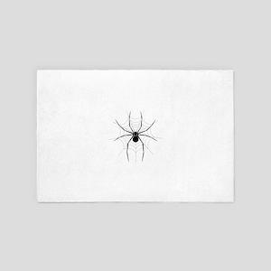 Spider Web 4' x 6' Rug
