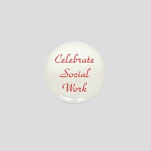 Celebrate SW (red) Mini Button