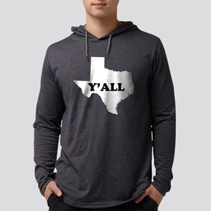 Texas Yall Long Sleeve T-Shirt