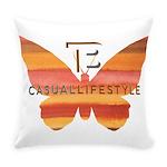 BT Butterfly Everyday Pillow