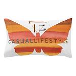 BT Butterfly Pillow Case