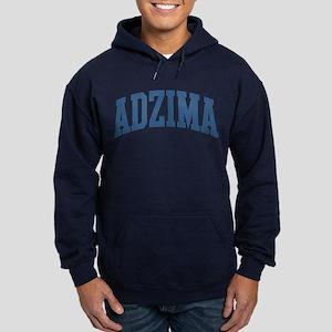 Adzima Collegiate Style Name Hoodie (dark)