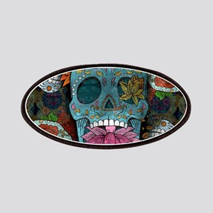 Sugar Skulls Design Patch