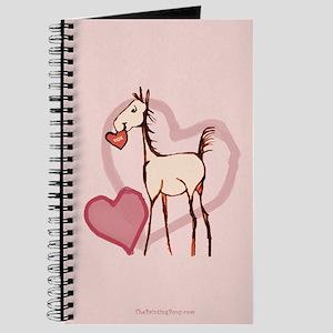 Valentine Horse Journal