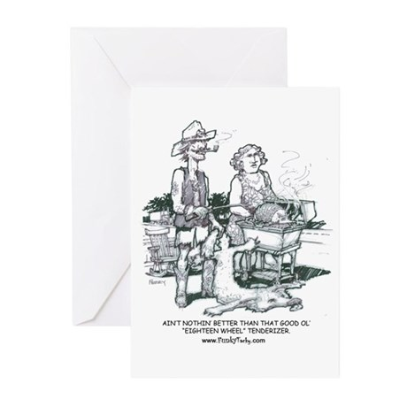 Thrillbilly Greeting Cards (Pk of 10)