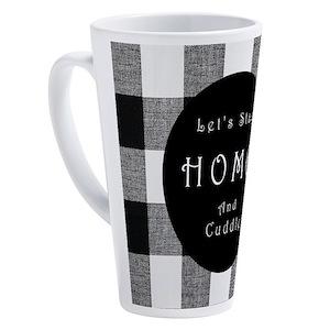 Buffalo Check Mugs Cafepress