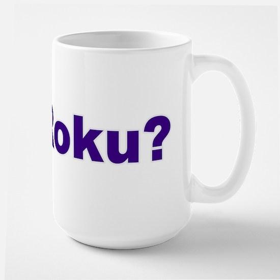 Got Roku? Large Mug