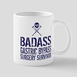Gastric Bypass Surgery Survivor Mugs