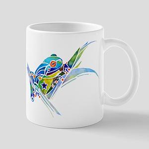 Tree Frog Belle Mug