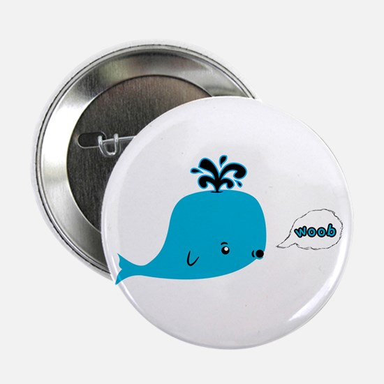 "Woob Whale 2.25"" Button"