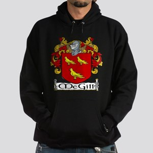 McGill Coat of Arms Hoodie (dark)