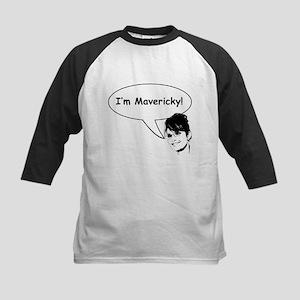 Mavericky Kids Baseball Jersey