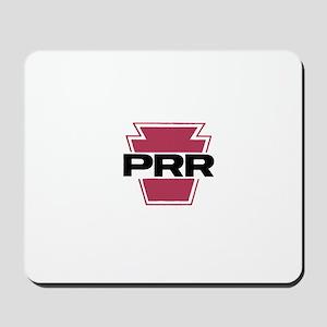 PRR 1966 Passenger Logo Mousepad