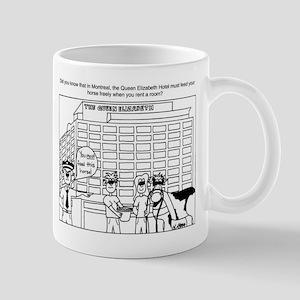 Feed My Horse! Mug