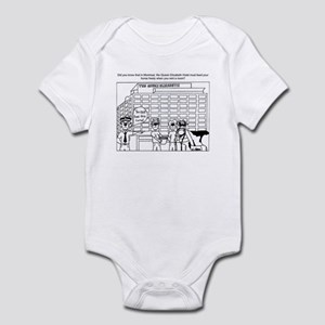 Feed My Horse! Infant Bodysuit