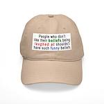 """""""Funny Beliefs"""" Cap"""