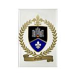 GUERET Family Crest Rectangle Magnet (10 pack)
